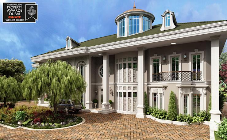 Main Villa - 1 / Sitak Villa by Sia Moore Archıtecture Interıor Desıgn Béton classique