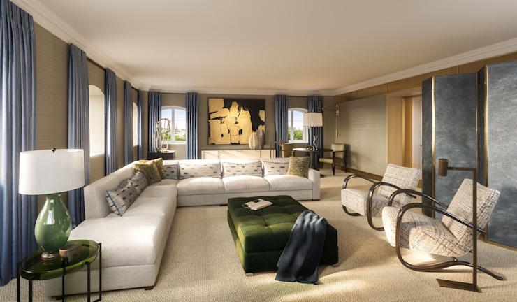 Les appartements de Chelsea de Stahovski sont modernes