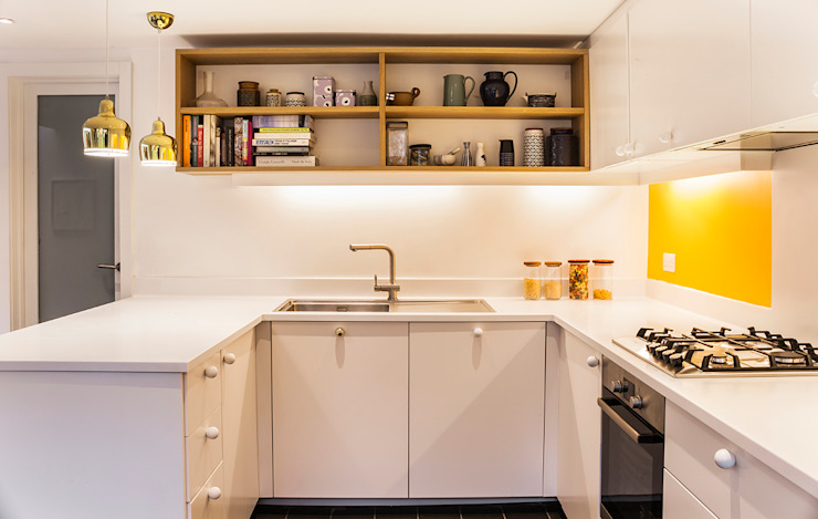 Cuisine Cuisine moderne par A2studio Modern