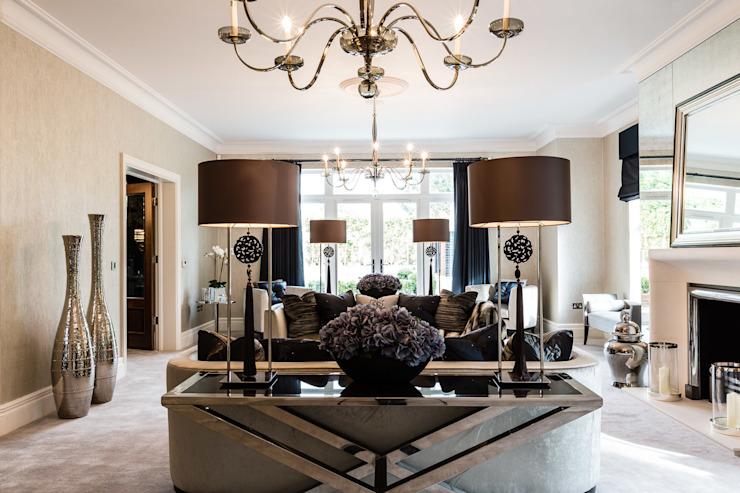 Salon Salon de style classique par Luke Cartledge Photography Classic