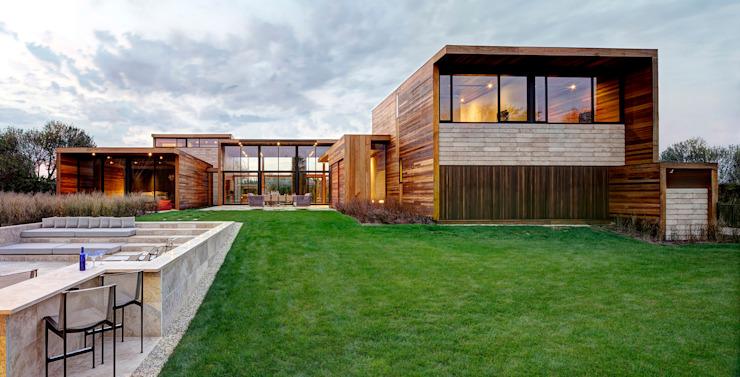 Sam's Creek Les maisons modernes par homify Modern