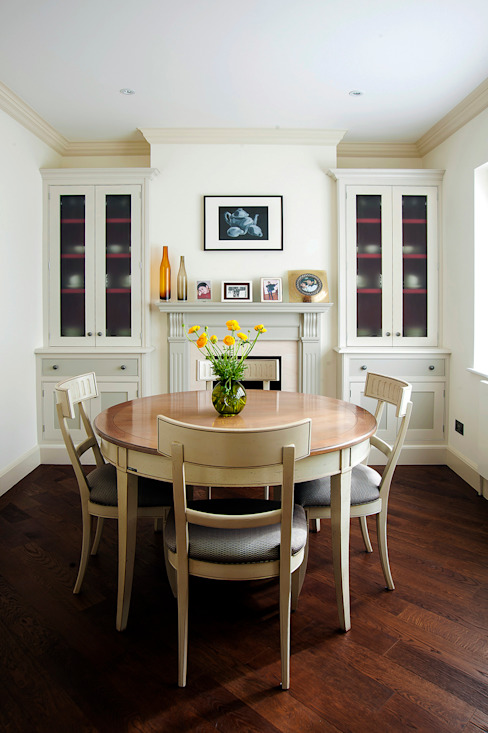 Salle à manger Salle à manger de style classique par Prestige Architects Par Marco Braghiroli Classic