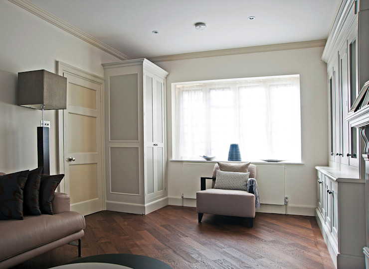 Salon Salon de style classique par Prestige Architects Par Marco Braghiroli Classic