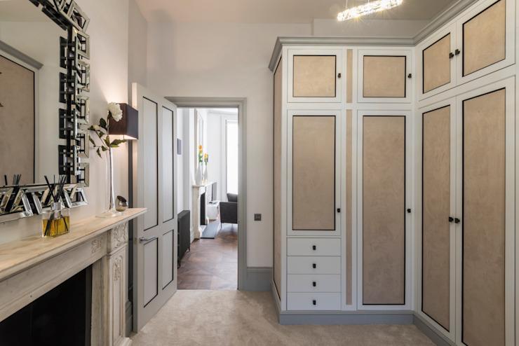 Bachelor Pad - Logement de style Hyde Park Classic par Prestige Architects Par Marco Braghiroli Classic