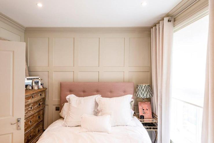 Rénovation de Knightbridge Chambre de style classique par Prestige Architects Par Marco Braghiroli Classic