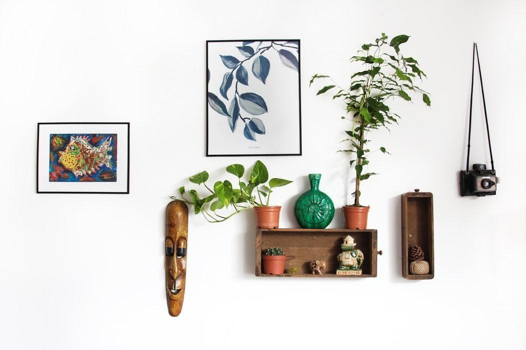 5 façons de faire une déclaration rapide et facile sur la décoration de votre maison