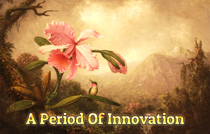 A-Période d'innovation