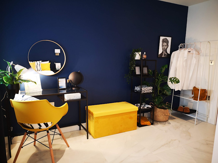 Espace d'habillage Vestiaire moderne par THE FRESH INTERIOR COMPANY Modern