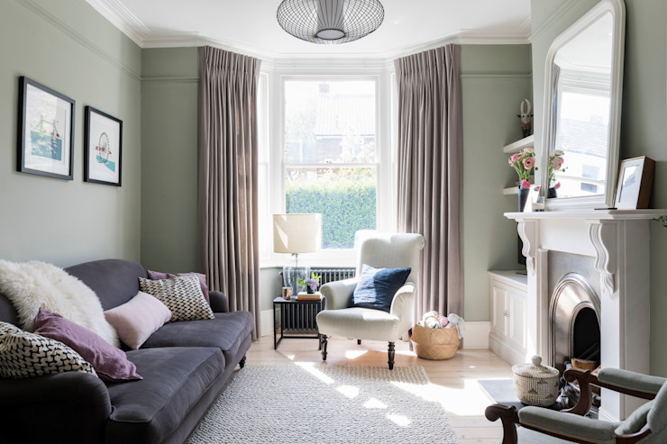 Blackheath Family Home Salon de style classique par Imperfect Interiors Classic