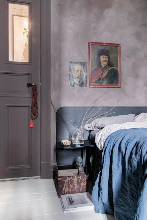 Chambre à coucher de style éclectique par Pure & Original Eclectic