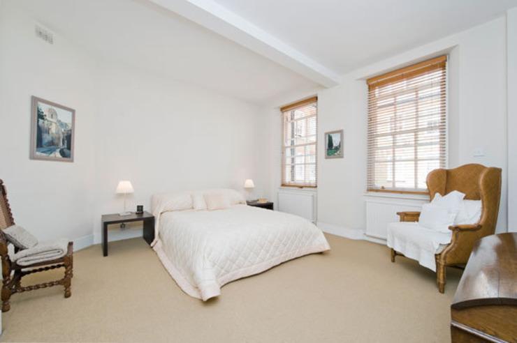 Chambre à coucher Chambre à coucher de style moderne par 4D Studio Architects and Interior Designers Modern