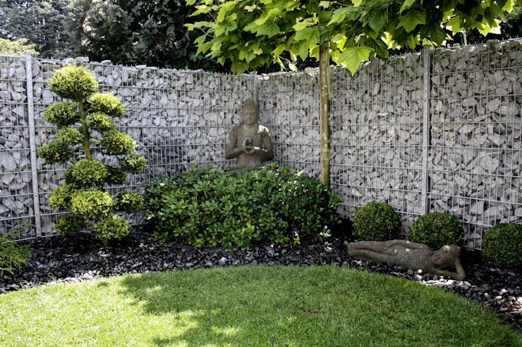 Jardin design de style asiatique Jardin de style asiatique par -GardScape- jardins privés par Christoph Harreiß Asian
