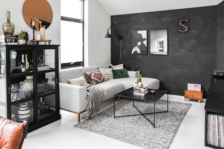 Salon de style éclectique par Pure & Original Eclectic
