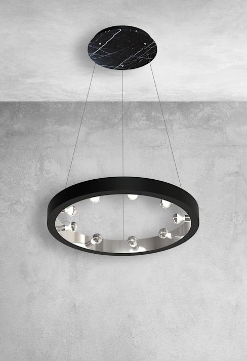 Plafonnier design : moderne par Luxury Chandelier, Modern Marble