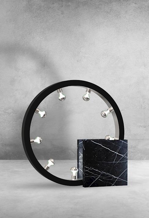 Lampes de chevet en marbre : modern by Luxury Chandelier, Modern Marble