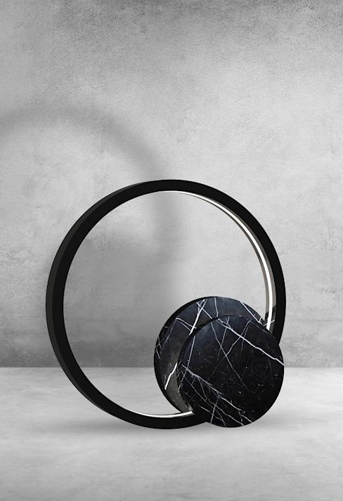 Collection de lampes en marbre conçues par un créateur de mode international : modern by Luxury Chandelier, Modern Marble