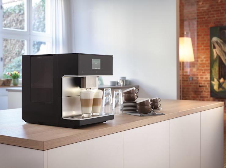 Machine à café Miele CM7300 : moderne par Hehku, Moderne