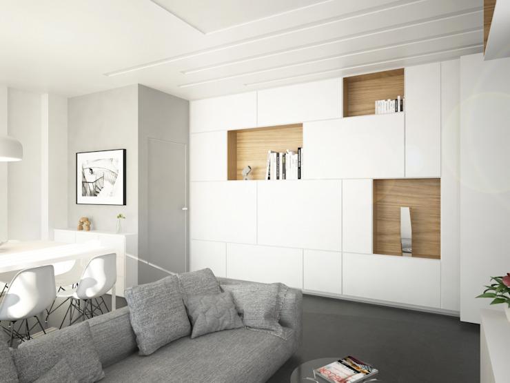 Salon minimaliste par filena.nigro Minimaliste