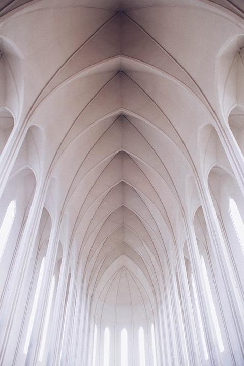 Plafond de la cathédrale 2