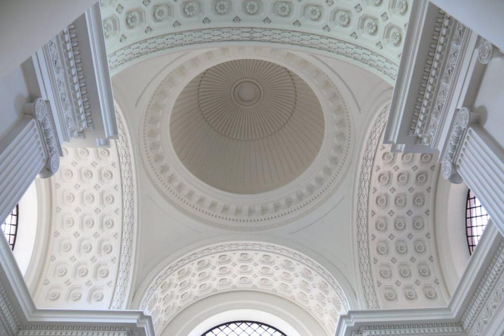 Plafond de la cathédrale 3