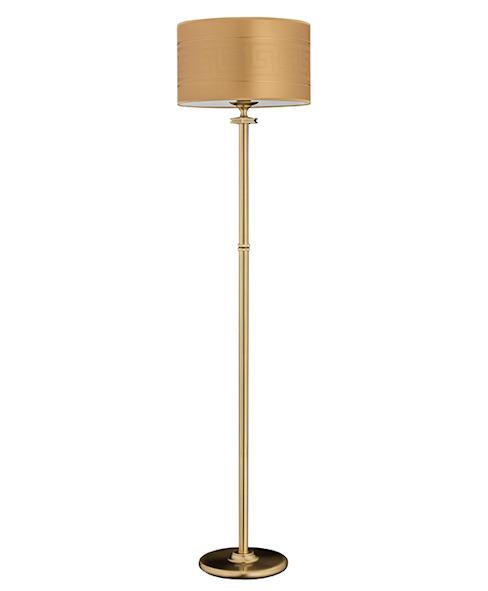 Lampadaire Versace : classique par Luxury Chandelier, classique cuivre/bronze/laiton