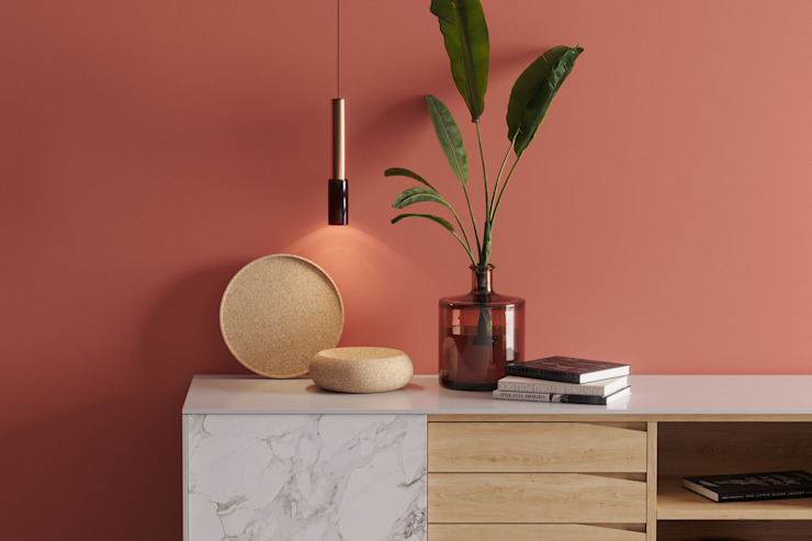 Plateaux Salon moderne par Go4cork Modern Cork