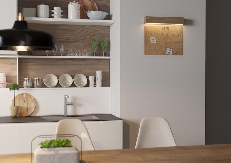 Calendrier hebdomadaire Etude/bureau moderne par Go4cork Modern Cork