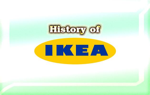 Histoire d'IKEA