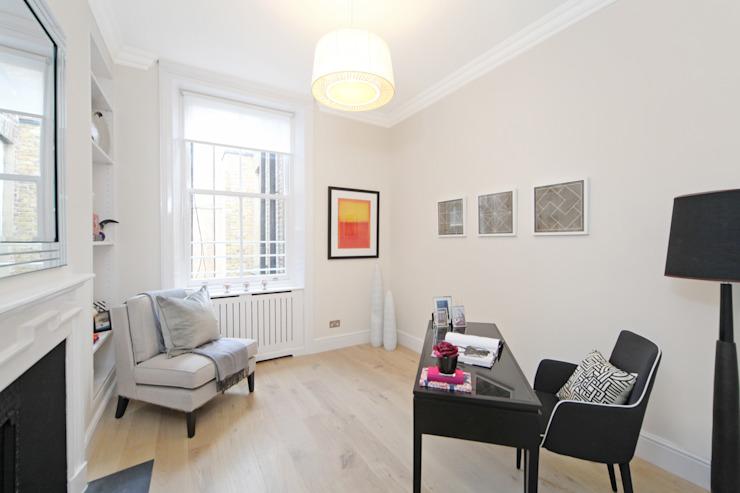 Appartement de ville Etude/bureau moderne par Hampstead Design Hub Modern