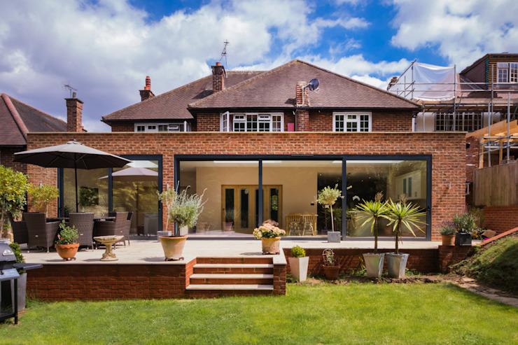 Extension, Wimbledon SW19 Maisons modernes par TOTUS Modern