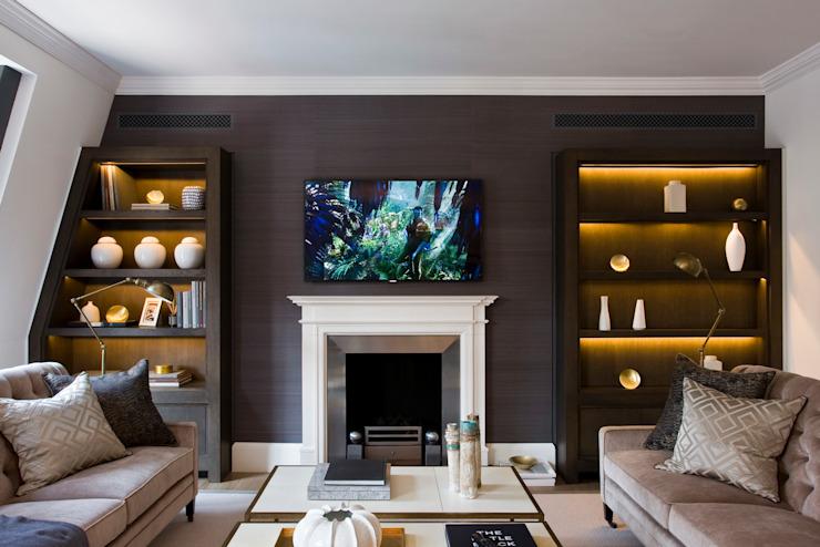 Duke Street, salon de style Mayfair Classic par Perfect Integration Classic