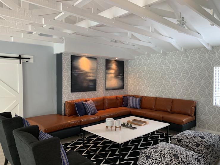 Salon moderne par CS DESIGN Modern