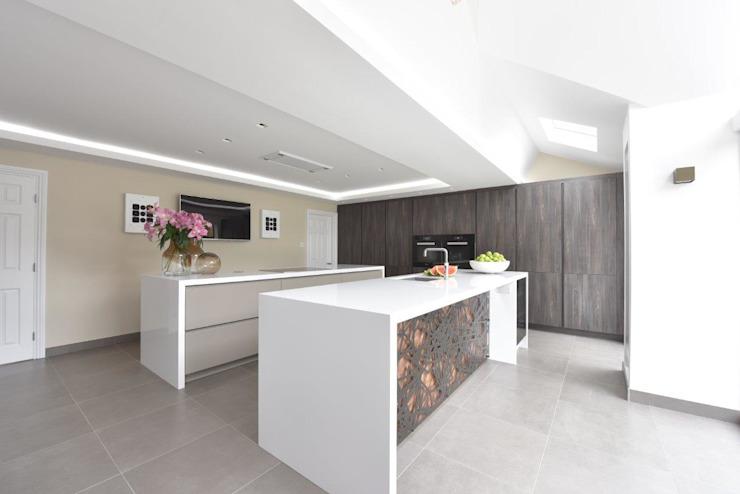La cuisine de la famille Horridge par Diane Berry Cuisines modernes