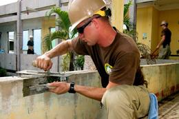installation de murs et de revêtements secs
