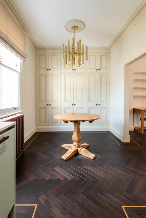 Petits détails Salle à manger moderne par Prestige Architects Par Marco Braghiroli Modern