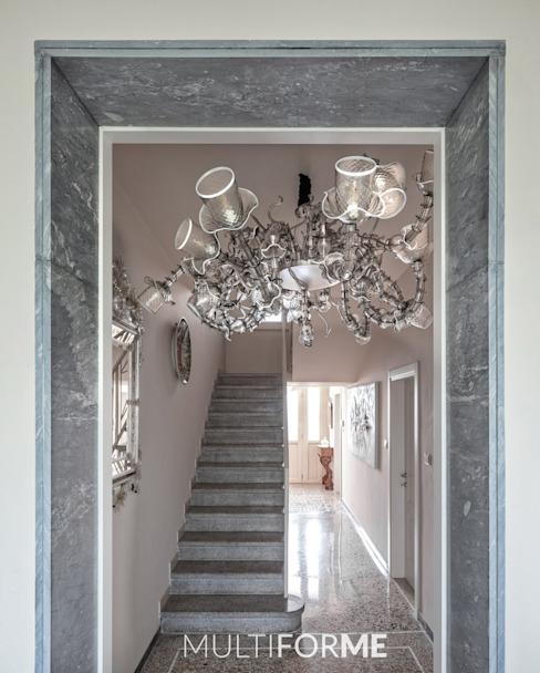 Lustre Temptation - Villa à Franciacorta par MULTIFORME® lighting Classic