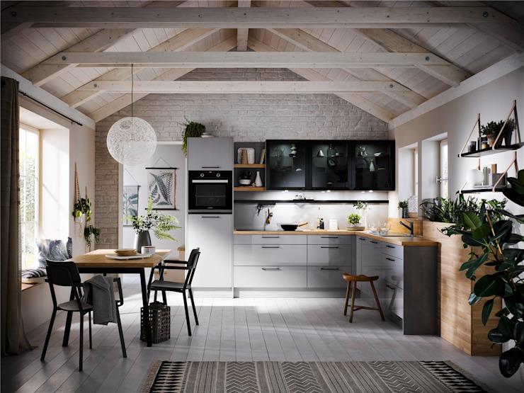 Nouvelle gamme de portes à venir ! #2019 Cuisine moderne par PTC Kitchens Modern