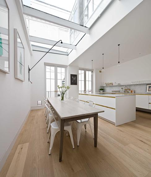 Midas Touch Modern cuisine par Kitchen Architecture Modern