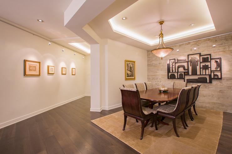 Salle à manger moderne par FORMA Design Inc. Moderne