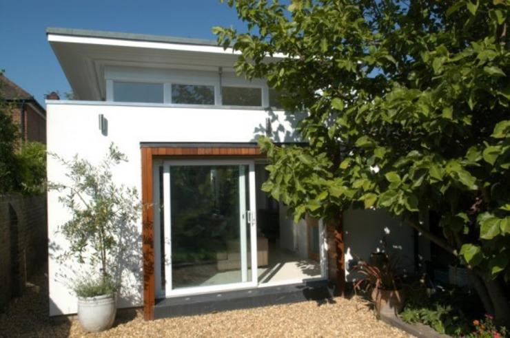 Maison secrète Maisons modernes par 4D Studio Architectes et Designers d'intérieur modernes