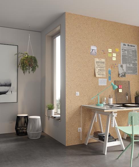 Office Modern study/office par Go4cork Modern Cork