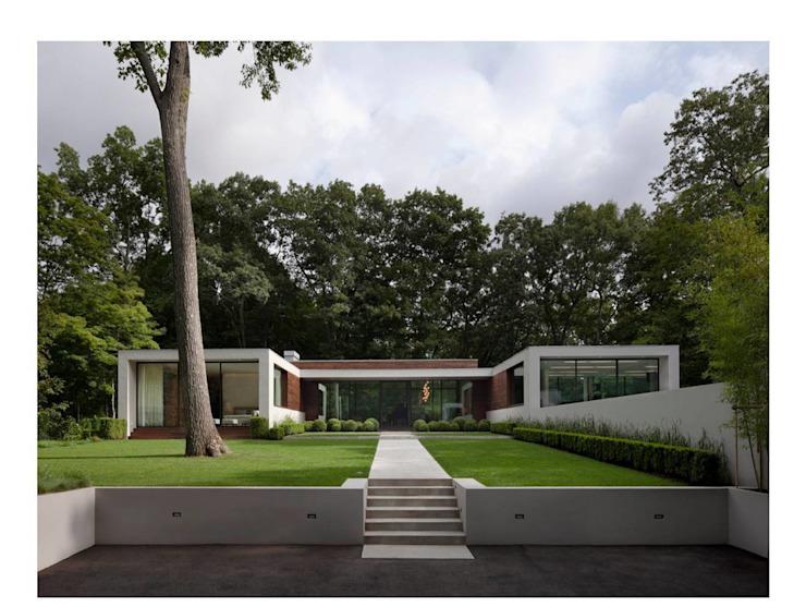 Nouvelle résidence de Canaan Maisons modernes de Specht Architects Modern