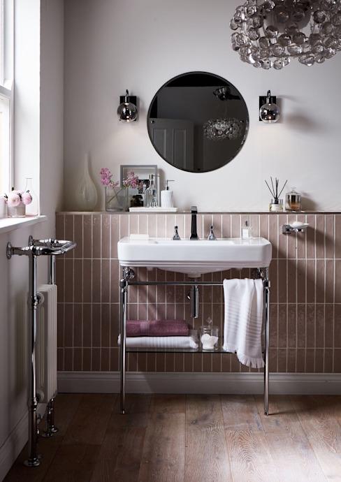 Lavabo Wynwood 800 Salle de bains de style classique par Heritage Bathrooms Classic