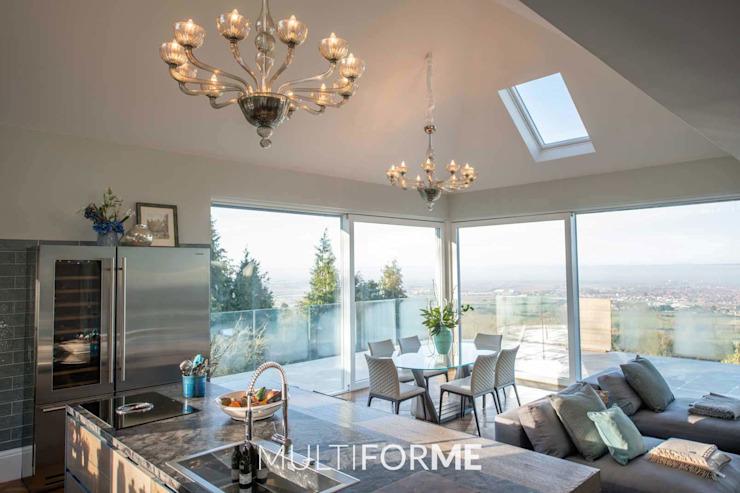 Salon de style classique par MULTIFORME® lighting Classic