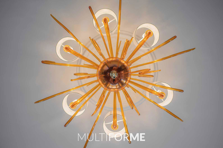 Salle à manger de style classique par MULTIFORME® lighting Classic
