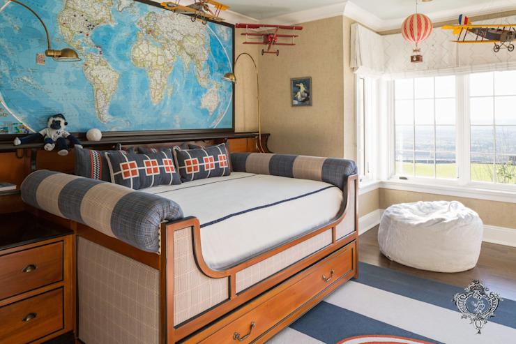 Kid's Room Classic, chambre d'enfant de style classique par Kellie Burke Interiors Classic