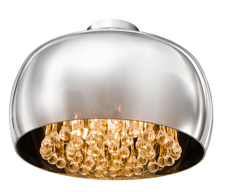Lustres en cristal brûlés uk Salle à manger moderne par Luxury Chandelier Modern Glass