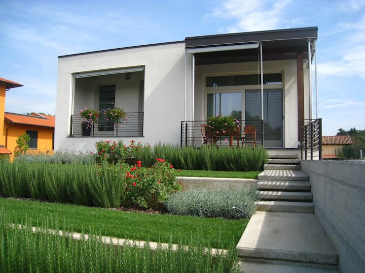 e n n e g i h o u s e Maisons modernes de Nico Papalia Architecte Moderne