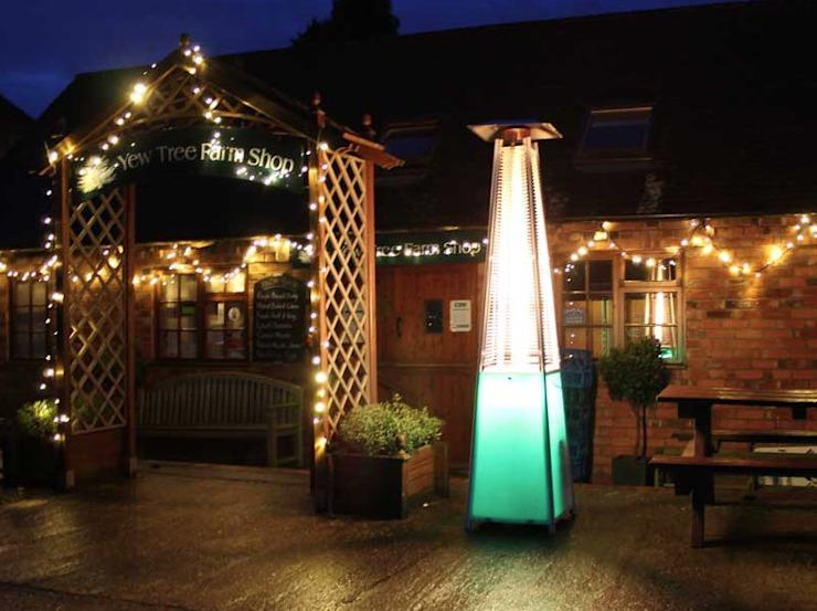 Chauffages d'extérieur et de terrasse Jardin de style classique par Garden Furniture Centre Classic