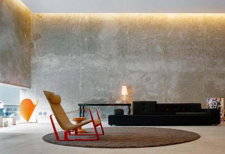 Espaces commerciaux de style industriel par Studio MK27 Industrial